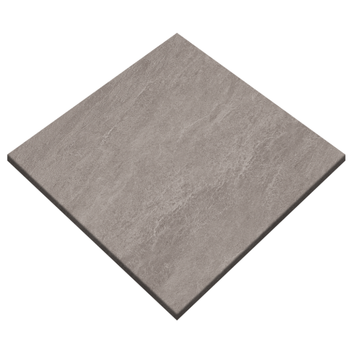 "Dark Grey Porcelain Paver 24""x24"""