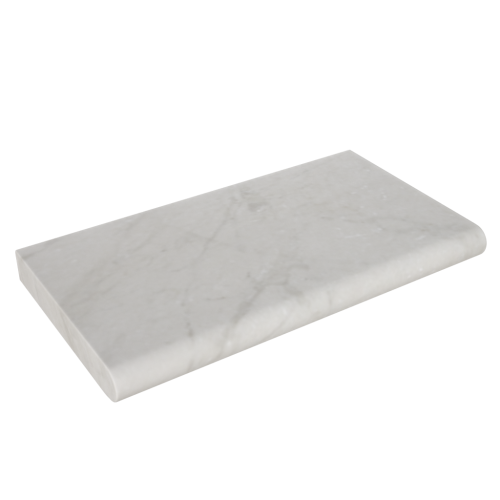"Crema Winter Marble 12""x24""x2'' Coping"