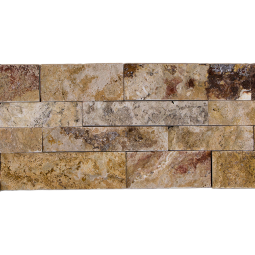 Scabos Travertine Ledger Stone