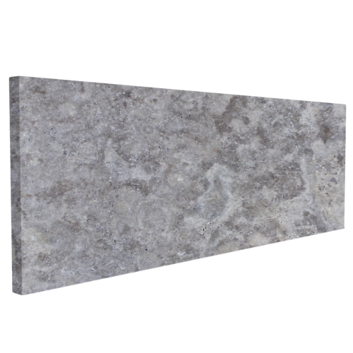 Silver Travertine Mini Slab