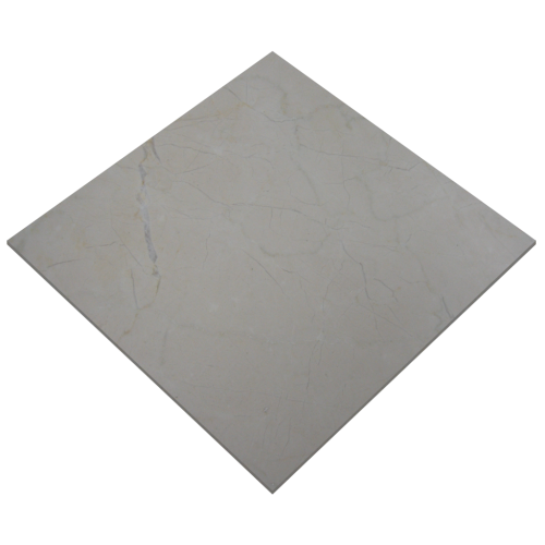 12''x12'' Crema Winter Honed Marble Tile
