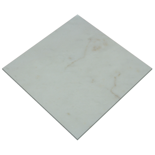 12''x12'' Afyon Sugar Polished Marble Tile