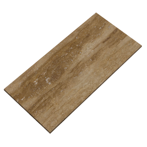 12''x24'' Walnut Veincut Travertine Tile