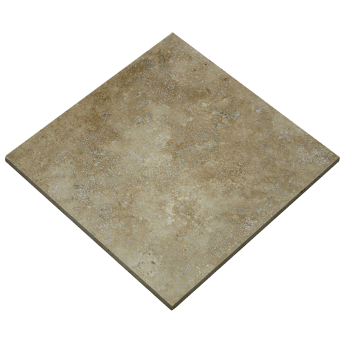 12''x12'' Walnut Travertine Tile