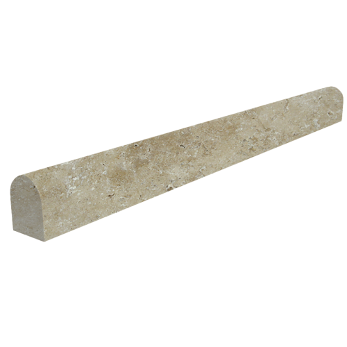 Earthstone Pencil Travertine Moulding