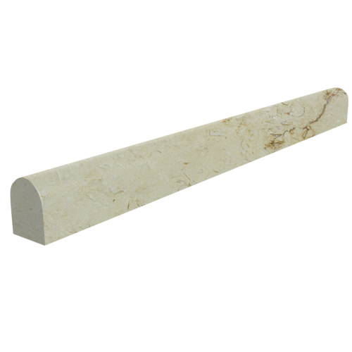 Golden Cream Pencil Limestone Moulding