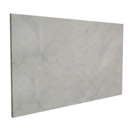 Imperial White Carrara Indoor Polished Marble Slab 3/4""