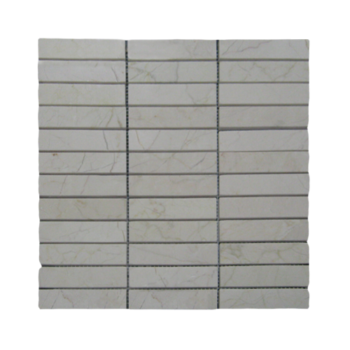 Crema Winter Decoline Marble Mosaic