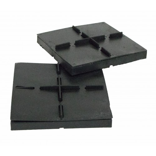 "Rise-it 1/2"" Paver Pedestal with 1/16"" Shim"